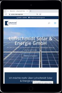 Dominik Ferl Lohschmidt Solar- & Energie GmbH